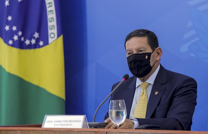(Foto: Romerio Cunha/Brazilian Vice-Presidency/AFP )