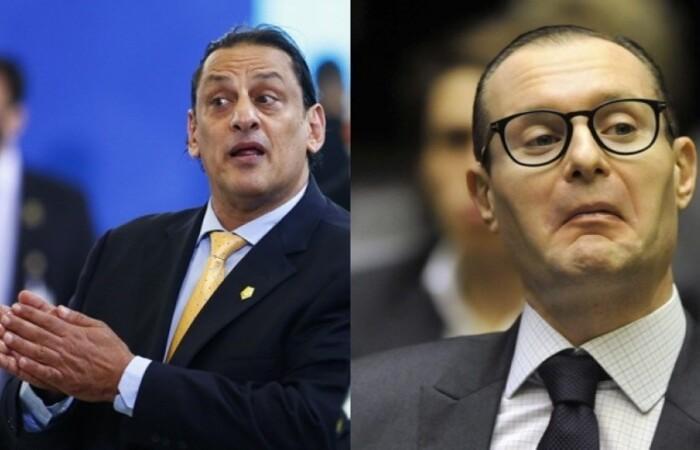 (foto: Sérgio Lima/AFP e Ed Alves/CB/D.A Press)