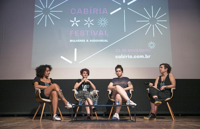 A primeira edição do festival, realizada em 2019, reuniu 70 cineastas mulheres e exibição de 35 filmes (Foto: Divulgação)