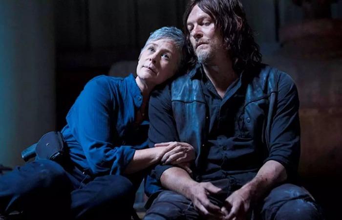 Entretanto, a emissora planeja novos spin-offs para a franquia. Um dos derivados terá supervisão de Angela Kang e focará nas histórias de Daryl e Carol (Foto: Divulgação)