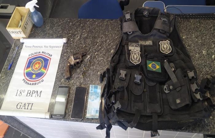 (Foto: Divulgação/PMPE.)