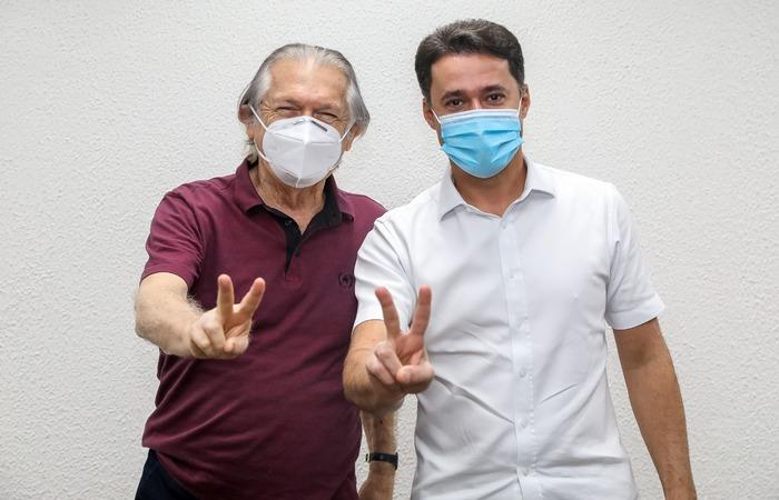 (O PSL, de Luciano Bivar, é um dos partidos que apoiam à reeleição de Anderson Ferreira. Foto: Divulgação)