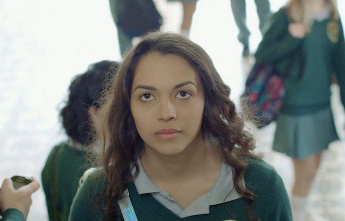 A protagonista do filme, Anne Celestino Mota, é uma atriz trans  (Foto Divulgação/Alice Junior)