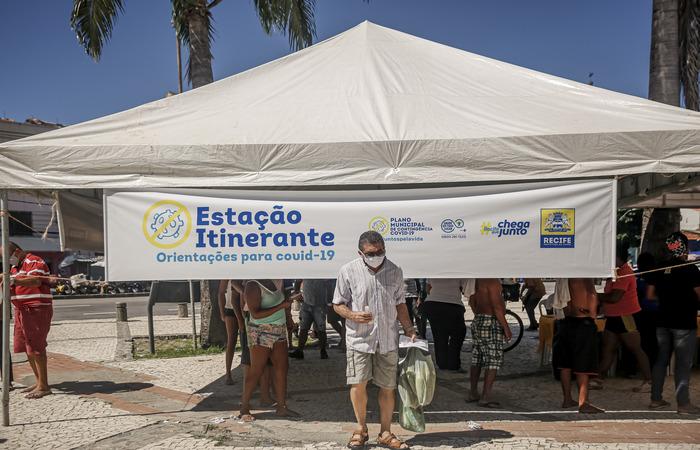 (Foto: Andréa Rêgo Barros/PCR)