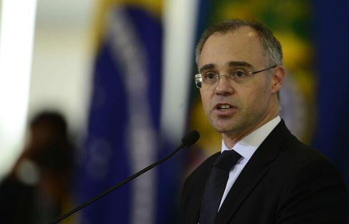 (André Mendonça foi submetido a um cateterismo. Foto: Marcello Casal Jr. Foto: Agência Brasil )