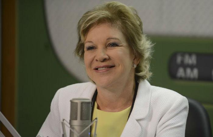 (A ex-prefeita de São Paulo Marta Suplicy fez o pedido de desfiliação neste domingo. Foto: Gervásio Batista/Agência Brasil.)