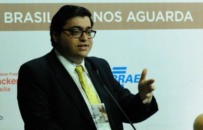 O economista Felipe Salto (Foto: Carlos Vieira/CB)
