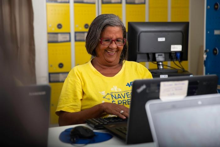 Estudo faz parte do Projeto Bairro Amigo da Pessoa Idosa, lançado em parceria com a UFRPE no mês de agosto, que pretende executar ações para valorizar o envelhecimento ativo. (Foto: Cortesia/PCR. )