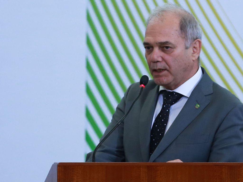 (Presidente do Comitê Olímpico Brasileiro, Paulo Wanderley Teixeira (Valter Campanato/Agência Brasil))