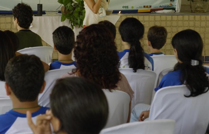 Estado foi o único a cumprir metas estabelecidas pelo MEC para o ensino médio em todas as edições do levantamento, registrando um crescimento de quase 67%. (Foto: Inês Campelo/Arquivo DP.)