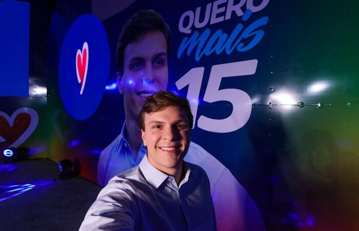 (A convenção que homologou o nome de Miguel Coelho aconteceu na noite desta terça-feira. Foto: Divulgação/MDB)