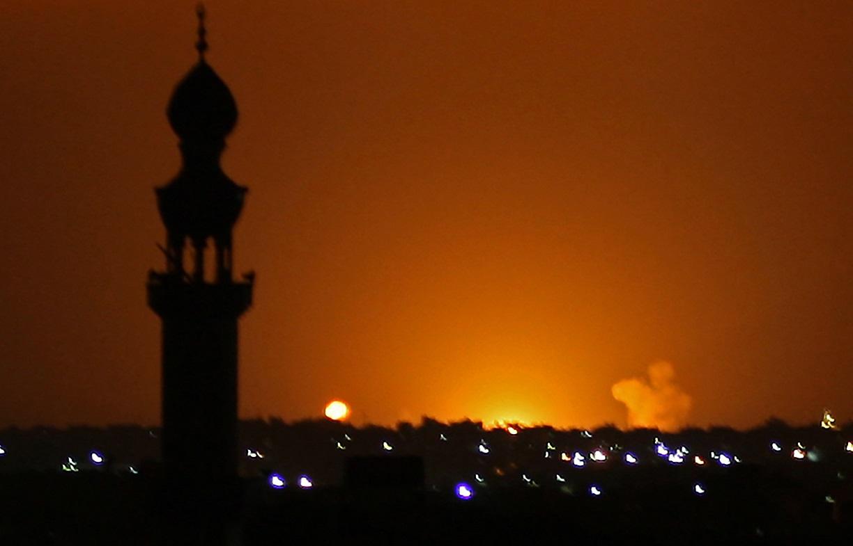 (Foto: SAID KHATIB / AFP)