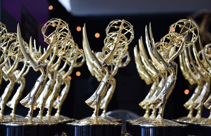 Pela primeira vez na história, o Emmy ocorrerá de forma remota por conta da pandemia do novo coronavírus  (Foto: Valerie Macon/AFP)