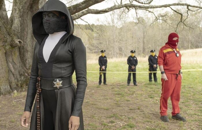 Série para TV consegue atualizar espírito dos quadrinhos originais. (Foto: Divulgação/HBO)