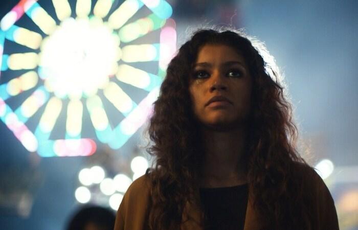 Uma das séries que marcam o bom momento da HBO é Euphoria, que tem a atriz Zendaya como protagonista. (Foto: Reprodução/HBO)