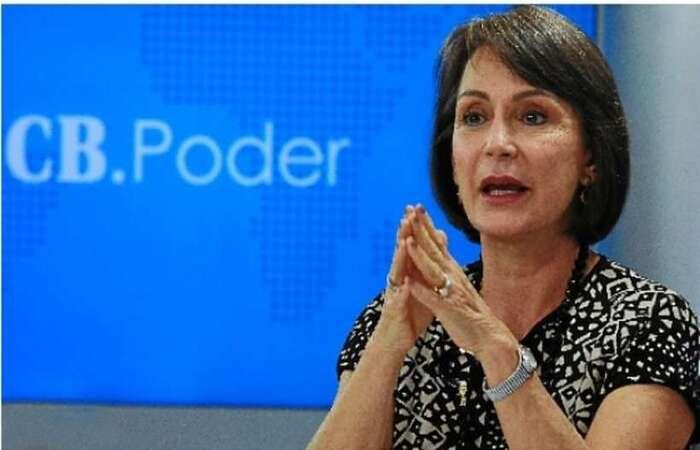 Maria Cristina Peduzzi, de 67 anos, estava internada em Brasília (Foto: Carlos Vieira/CB/D.A Press)