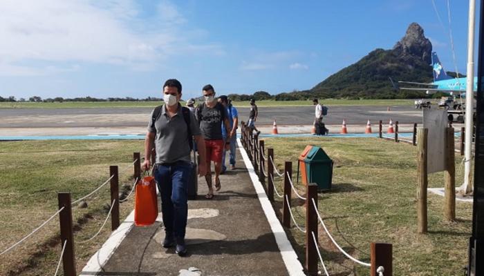 Primeira etapa da reabertura de Noronha para o turismo aconteceu em 1º de setembro. (Foto: Divulgação)