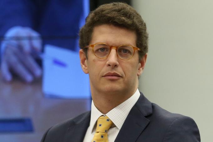 Ministro Ricardo Salles (Foto: José Cruz/Agência Brasil)