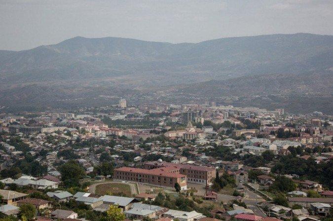 (Foto: Areg Balayan / serviço de imprensa do governo da Armênia / AFP)
