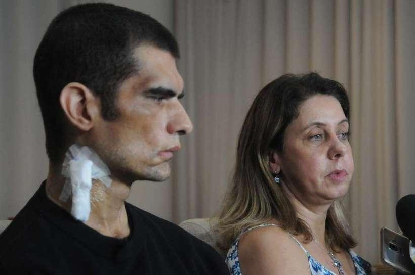 De acordo com o boletim médico do hospital, a cirurgia foi um sucesso e o casal passa bem (Foto: Túlio Santos/EM/D.A Press)