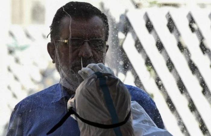 (Foto: TAUSEEF MUSTAFA / AFP)