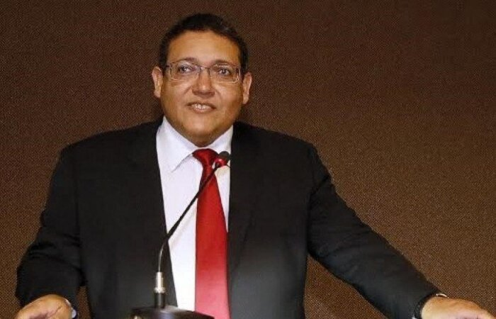 Kassio Nunes é vice-presidente do Tribunal Regional Federal (TRF-1) (Foto: Valter Zica/OAB-DF)