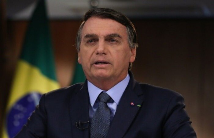 """Bolsonaro na cúpula da biodiversidade: """"É preciso que saibamos combinar sustentabilidade com desenvolvimento, e preservação ambiental com inovação econômica"""" (Foto: Marcos Corrêa/PR)"""
