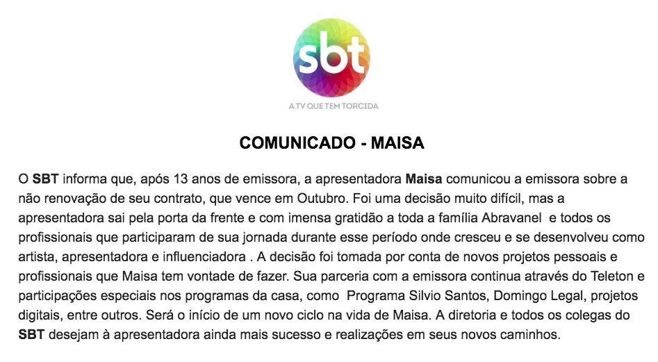 (Foto: SBT / Divulgação)