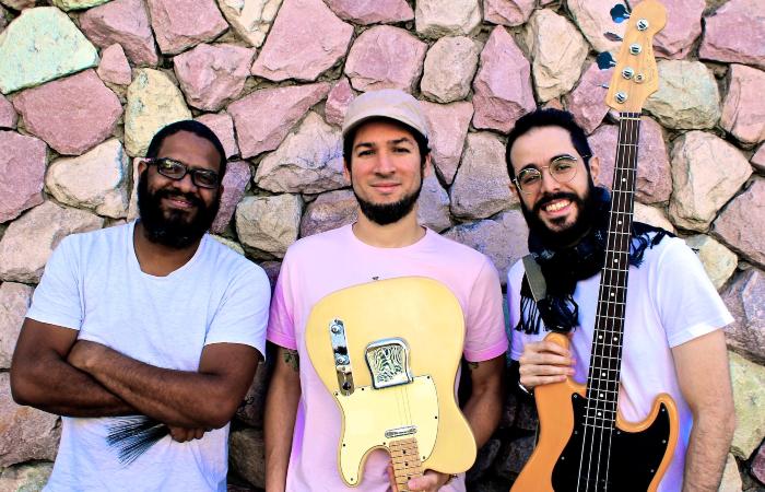 Álbum do projeto Mongiovi Trio estreou o Boa Vista Jazz Records (Foto: Rafael Guerra de Melo/Divulgação)