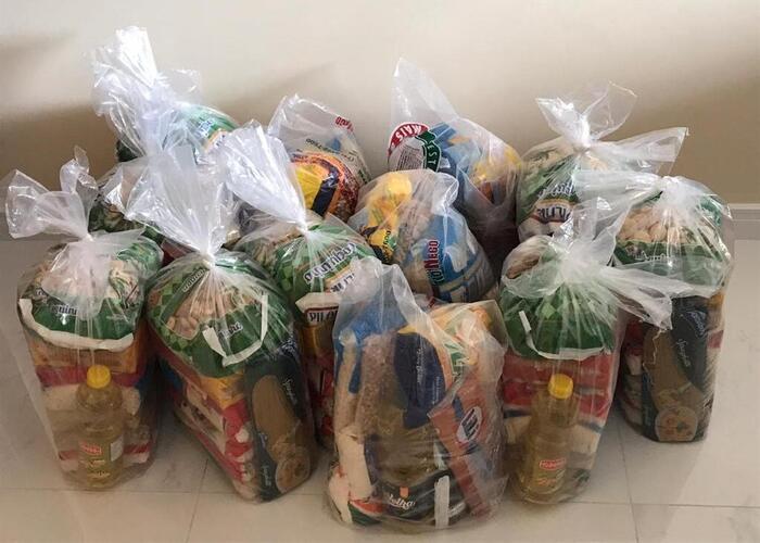 Nesta edição, serão arrecadadas também cestas básicas (Foto: Divulgação)