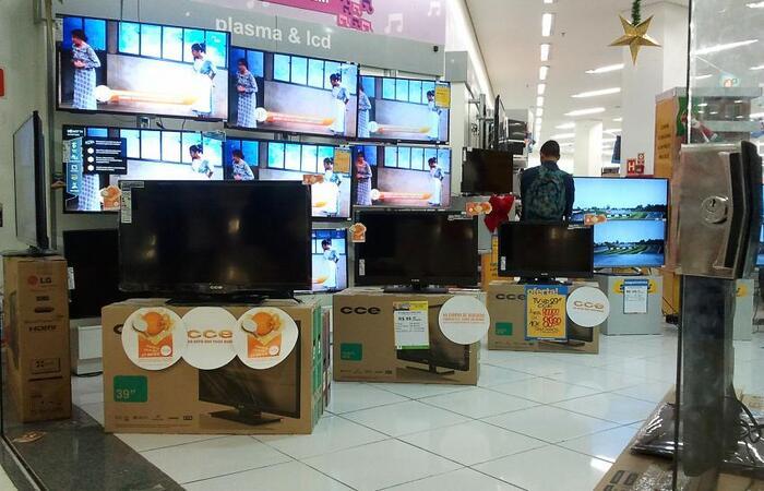 Setor de eletrodomésticos teve o maior aumento em todos os índices. (Foto: Marcos Santos/USP Imagens/Divulgação)