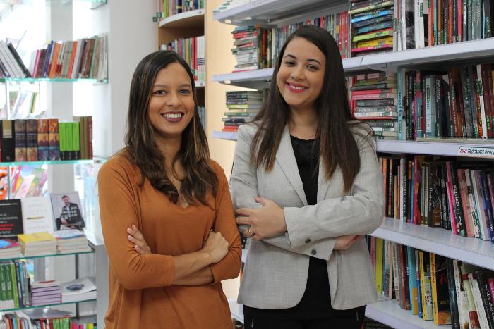 Alice de Souza e Anamaria Nascimento estão na final da premiação nacional. (Foto: Arquivo DP)