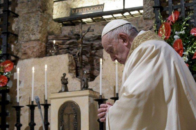 (Foto: Handout/Vatican Media/AFP)