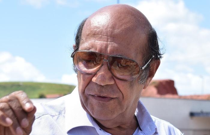Reginaldo Morais é candidato à reeleição em Cortês. Foto: Facebook/Reprodução (Foto: Facebook/Reprodução)