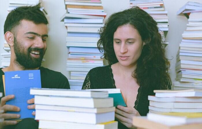 A iniciativa é liderada pelos cariocas Diogo Liberano e Cecilia Ripoll. (Foto: Thaís Grechi/Divulgação)