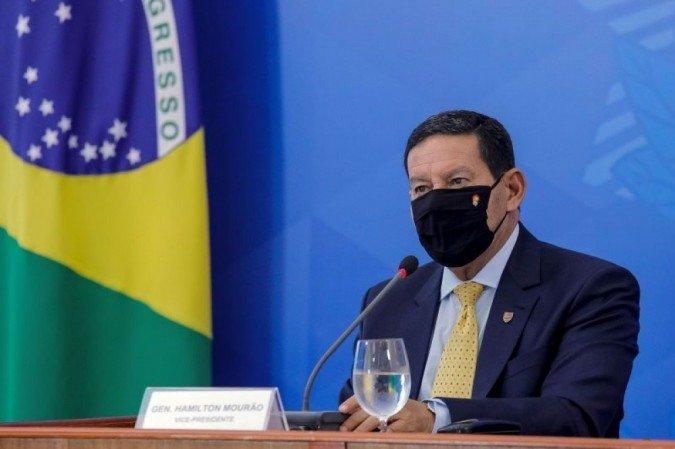 (Foto: Romerio Cunha/Vice-Presidência/AFP)