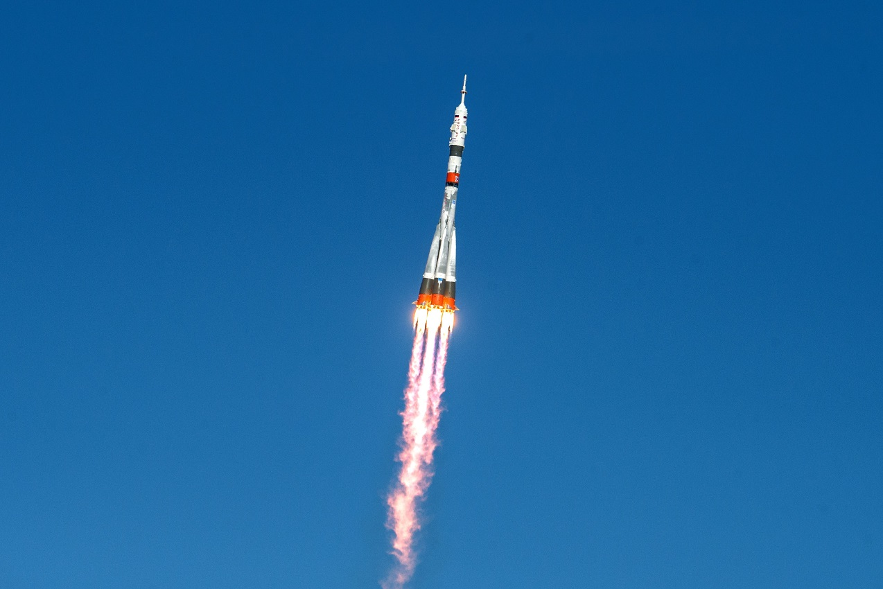 (Foto: Andrey SHELEPIN / Russian Space Agency Roscosmos / AFP)
