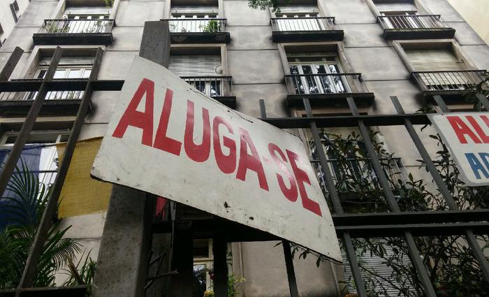 Venda e aluguel de imóveis está no segmento que registou alta. (Foto: Fernando Carvalho/Fotos Públicas)