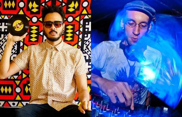 Jadson Nobre e DJ Soma são os anfitriões da noite (Fotos: Divulgação)