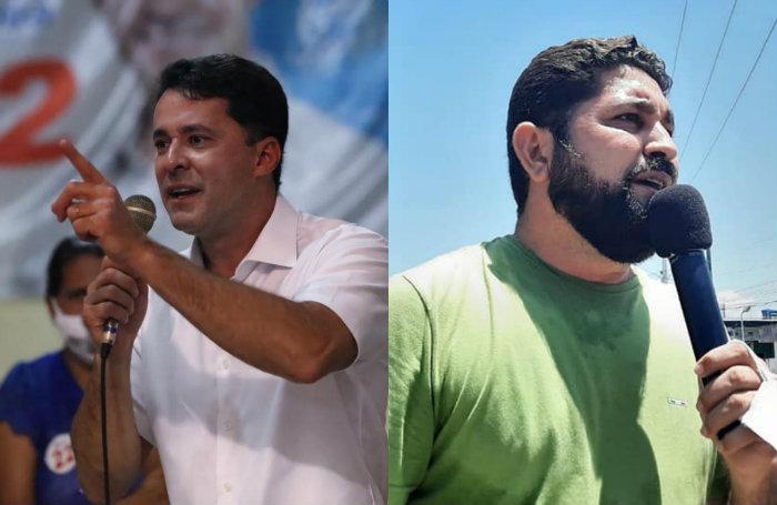 Atual prefeito e candidato à reeleição, Anderson Ferreira terá nomes conhecidos em Jaboatão pela frente, como o vereador Daniel Alves. Foto: Reprodução (Foto: Reprodução)