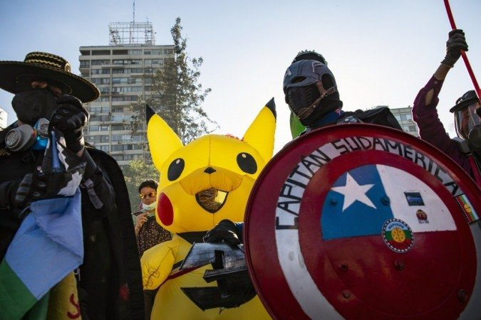 (Foto: MARTIN BERNETTI / AFP)