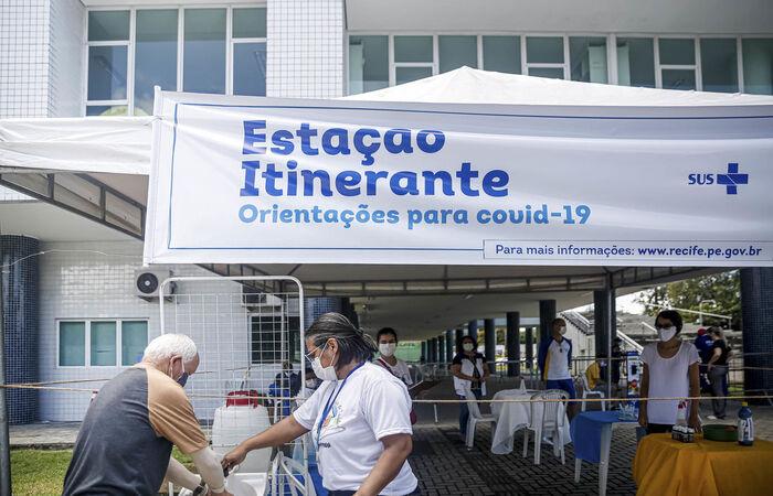 (Gastos das prefeituras com saúde continuam a crescer. Foto: Andréa Rêgo Barros/PCR)