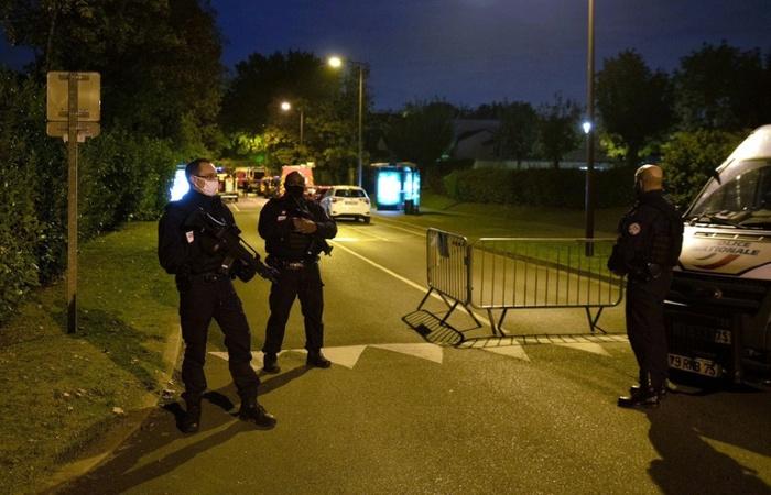 (Foto:  Conflans-Sainte-Honorine - AFP)