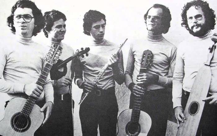 Quinteto Armorial (Foto: Reprodução da Internet)