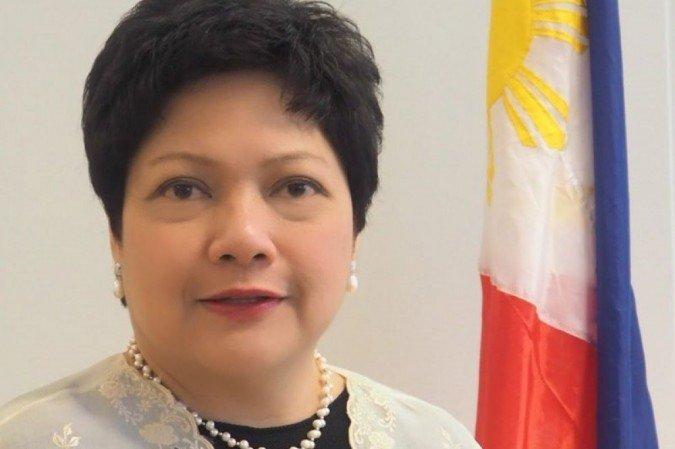 20201026095423764622o - Embaixadora das Filipinas flagrada agredindo empregada domstica