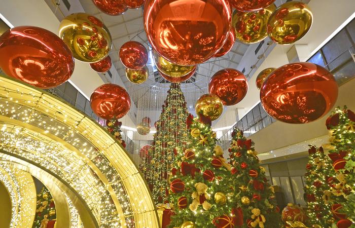 Abertura do Natal do Shopping Recife acontece 1º de novembro e expectativa é crescer 5% sobre 2019. (Foto: Thiago Medeiros/Divulgação)