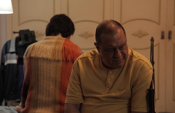 Quando Eu Era Vivo teve sua première internacional na 9ª edição do Festival Internacional de Cinema de Roma, na Itália. (Foto: Divulgação)