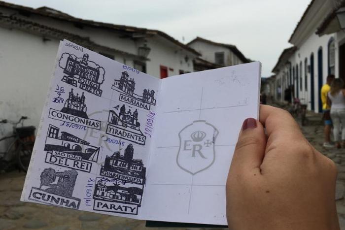 Passaporte da Estrada Real estimula visitas a cidades de Minas Gerais, São Paulo e Rio de Janeiro. (Foto: Anamaria Nascimento/DP)