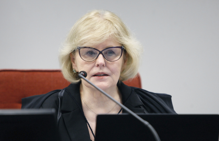 (Rosa Weber afirma que decisão do Conama pode levar à supressão da cobertura vegetal. Crédito: Fellipe Sampaio/STF/Divulgação )