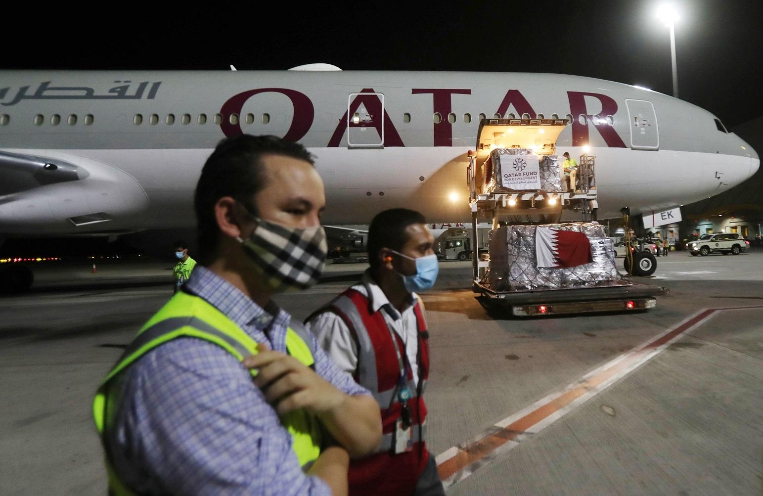 (Foto: KARIM JAAFAR / AFP)